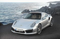 The 2014 Porsche 911 Turbo S is impressive enough in a straight line, ripping from zero to 60 in less than three seconds.