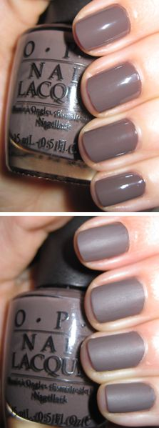Matte nail polish is pretty awesome.
