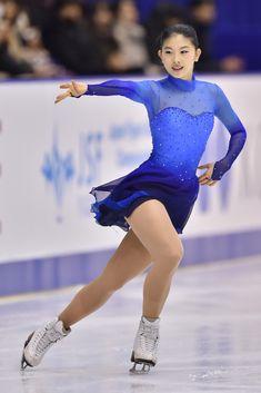 Yuka Nagai Photos - 2015 Japan Figure Skating Championships - Day 3 - Zimbio