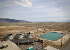 Honey Lake Power Plant - Geothermal Biomass