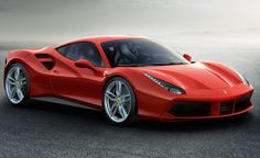 View 2016 Ferrari 488GTB Revealed! The 458 Successor Goes Turbo Photos from Car and Driver. Find high-resolution car images in our photo-gallery archive.