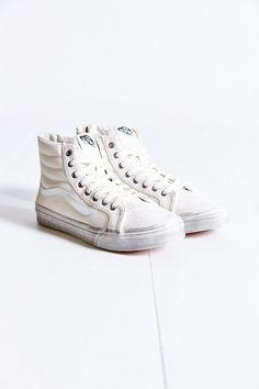 vans 'sk8-hi zip overwash' sneaker