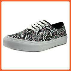 56d3a17b3f Vans Authentic Slim Women US 8.5 Multi Color Flats - Sneakers for women  ( Amazon