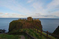 Dunnottar Castle (Escocia) | The Wandering S http://thewanderingsblog.com/castillo-de-dunnottar/