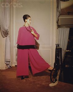1958-1960 Christian Dior by Yves Saint Laurent - the Fashion Spot