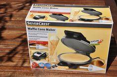 Cornete de inghetata | Retete culinare cu Laura Sava Waffle Cone Maker, Waffle Cones, Mai, Food Art, Waffles, Waffle