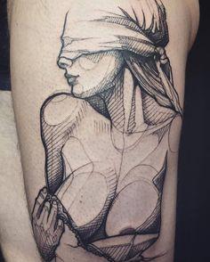 Sketch Tattoos – Les créations de L'oiseau | Ufunk.net