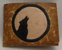 Howling+Wolf+Tracks+Mystery+Wallet