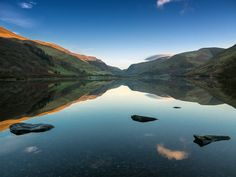 Talyllyn Lake by Howie Mudge on 500px. Snowdonia, Wales, UK