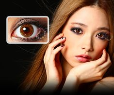 NEO Lucky Clover colored contact lenses for cosmetic use. These beautiful circle lenses are available in green, gray and brown ~ the 3 most natural colors to give your eyes unmatched shine.
