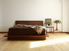 1000 images about japanese style bed on pinterest japanese bed platform beds and queen - Japanese bed frame ikea ...