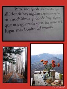 """""""El lugar más bonito del mundo"""" 20/02/16"""
