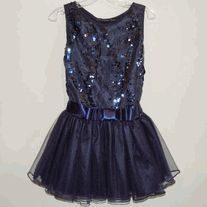 """Bea"" navy dress"