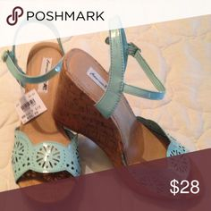 Wedge sandal NWOT American Eagle by Payless Shoes