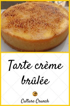 TARTE CRÈME BRÛLÉE : la recette facile - Imágenes efectivas que le proporcionamos sobre decor Una imagen de alta calidad puede decirle much - Cake Recipes, Dessert Recipes, Vegan Blueberry, Cinnamon Cream Cheeses, Food Cakes, Fall Desserts, Ice Cream Recipes, Sweet Treats, Easy Meals