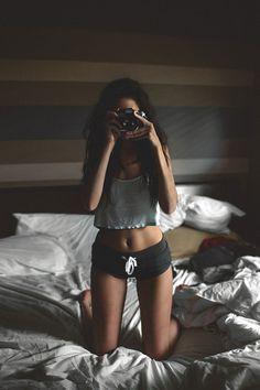 Beautheos   Beauty, Fashion and Styles - captvinvanity: Female Photographer  ...