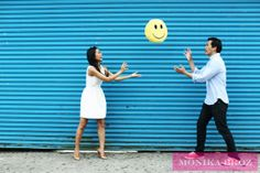 Couple Photography by Monika Broz