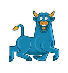 Bull Mascot Premium Vector Roofing Logo, Disney Characters, Fictional Characters, Art, Art Background, Kunst, Performing Arts, Fantasy Characters, Art Education Resources