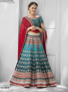 SAPTARANGI VL-108-D RATE : 3295 - SAPTARANGI VASTREENI  101-109 SERIES  DESIGNER TRADITIONAL LOOK 2IN1 STYLE PRINTED PARTY WEAR LEHENGA & GOWN STYLE INDIAN WOMEN FASHION STYLISH SUITS AT WHOLESALE PRICE AT DSTYLE ICON FASHION CONTACT: +917698955723 - DStyle Icon Fashion