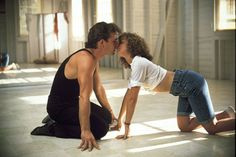 Patrick Swayze and Jennifer Grey, Dirty Dancing