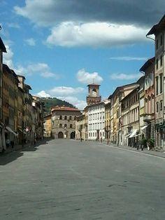 Pescia tuscany italy