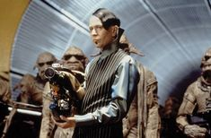 WE ♥ JEAN PAUL GAULTIER: FASHION FOR THE FIFTH ELEMENT BY JEAN PAUL GAULTIER