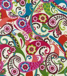Keepsake Calico Fabric- Celebration Paisley & keepsake calico fabric at Joann.com