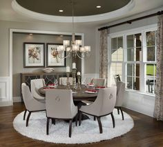 Create a dining room you'll love!