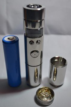 The amazing Vamo VV Mod Battery will get anyone interested in rebuildable atomisrers. You can get more information on these from Vaping Cobra