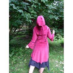 Bordeux longsleeved dress Fairy, How To Wear, Dresses, Fashion, Vestidos, Moda, Fasion, Dress, Gowns