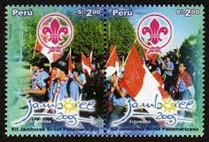 stamps and scouts peru