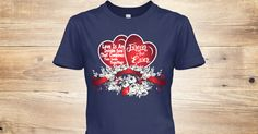 Discover Love Forever   Valentine's Day Women's T-Shirt only on Teespring - Free Returns and 100% Guarantee