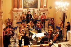 """European Union Baroque Orchestra (Great Britain)  """"Baroque Splash! : G. Ph. Telemann, J. S. Bach, G. F. Händel"""""""
