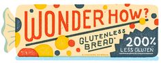 Gluten is still the most trendy of the food allergies. Illustration for DetroitAD: Valerie Morgan