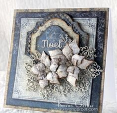 Noel Christmas by Karan - Cards and Paper Crafts at Splitcoaststampers