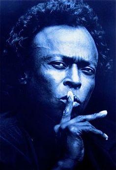 Miles Davis - the man!