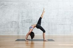 Awesome yoga poses and how to do them yourself!