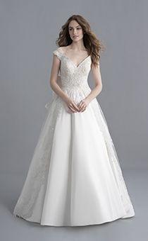Wedding Dresses & Gowns | Disney's Fairy Tale Weddings & Honeymoons Snow White Wedding Dress, White Bridal, Disney Wedding Dresses, Princess Wedding Dresses, Disney Weddings, Wedding Disney, Princess Bridal, Tiana, Rapunzel