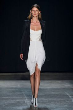 See the best runway looks from New York Fashion Week Spring 2013.