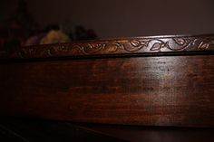 Custom Made Rustic Wooden Cake Stand by LedgedaleDesigns on Etsy