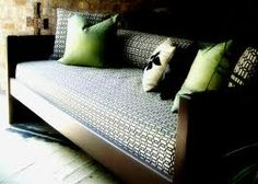 Thinking about doing this for my bed instead of a huge bed taking up too much space.