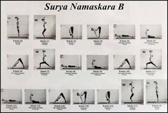 Related image Ashtanga Yoga Sequence, Yoga Sequences, Surya Namaskara, Trees To Plant, Image, Tree Planting