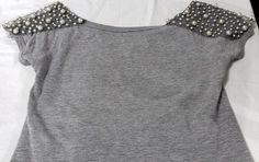 Customização de T-shirt | By Marina Mais