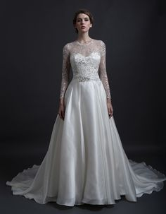 Wedding Dresses & Bridal Accessories Gallery | Junebug Weddings