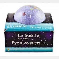 Bomba Frizzante - Profumo di Stelle - per un bagno benefico e rilassante - In vendita su: http://www.trucconatura.com Disponibile: € 5,50