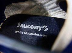 Первый взгляд: White Mountaineering x Saucony Originals on http://frontyardmag.com