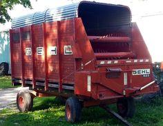 GEHL 920 Silage Wagon