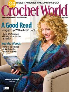 Crochet world 2013