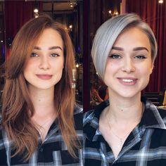 Short Haircuts 2018 - 1