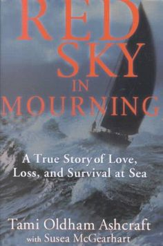 Sky in Mourning: A True Story of Love, Loss, and Survival at Sea